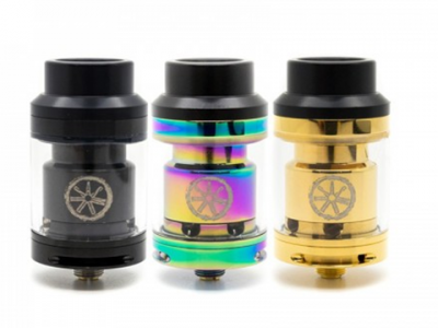 voluna thumb255B2255D 400x300 - 【海外】「Asmodus Voluna RTA 25mm」「Hell Skulls リキッド(100ml)」「GeekVape 521 Tab Pro」「GeekVape Aegis 100W」など