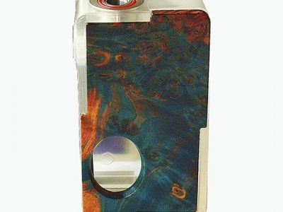 yiloong vape juma style bottom feeder squonk mechanical box mod random color resin 8ml 1 x 18650 20700 thumb255B2255D 400x300 - 【海外】「Yiloong Vape Juma Style Bottom Feeder Squonk Mechanical Box Mod」「Eleaf Invoke 220W TC VW Variable Wattage Box Mod + ELLO T Tankキット」