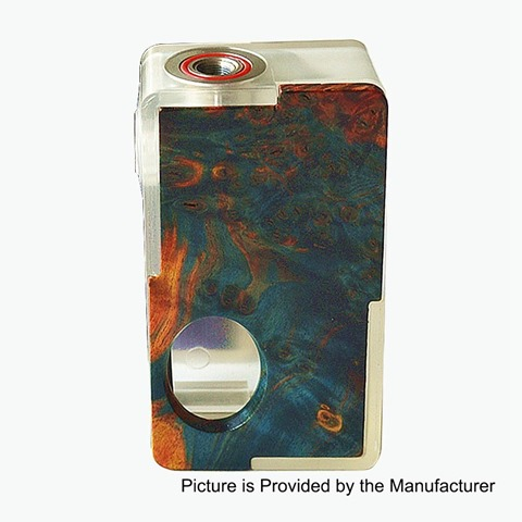 yiloong vape juma style bottom feeder squonk mechanical box mod random color resin 8ml 1 x 18650 20700 thumb255B2255D - 【海外】「Yiloong Vape Juma Style Bottom Feeder Squonk Mechanical Box Mod」「Eleaf Invoke 220W TC VW Variable Wattage Box Mod + ELLO T Tankキット」