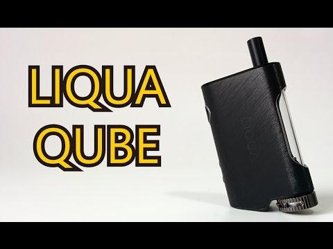 0 1 - 【重量級MOD】「LIQUA QUBE MOD」レビュー!MODもタンクも重量級!?10mlタンクMOD【リクア】