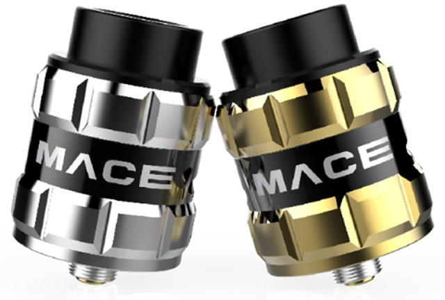 1512728627 1 thumb - 【レビュー】Ample Vape MACE BF RDAレビュー!最初はとにかく硬いけど、吸ったら爆煙製造機!BFピンデフォルト搭載のスコンカー推奨RDA!【とにかく硬い/力強い/RDA/ボトムフィーダー】