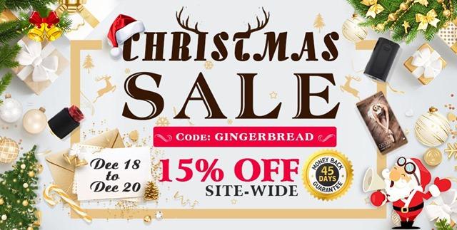20171217 ca3b57968bc141e1975df60b5467df4b thumb - 海外ショップFastTechでクリスマスセール、全品15%オフ。欲しかったVAPE MODやアトマイザー、ガジェットを一挙購入のチャンス到来!