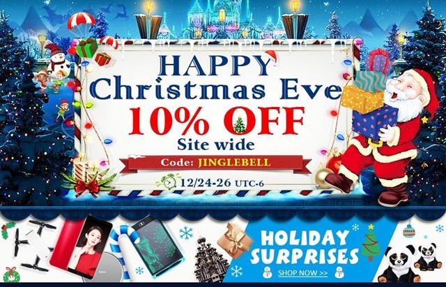 20171222 376fa065b2eb47718bcd68c150df0c28 thumb - FastTech、クリスマスセールで全商品10%引き。「OBS Bat 218W」「GeekVape Aegis用シリコンケース」「レジン+アルミドリチ」「ZTE Nubia Z17 5.5インチLTEスマートフォン」