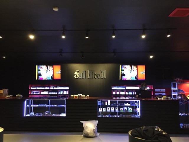 25157975 1151075798359184 8925911733529965037 n thumb - 【ショップ】電子たばこ専門店フルムーン(Full Moon)、12月15日よりリニューアルプレオープン。正式オープンは1月1日より