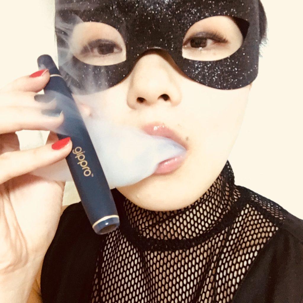 2 14 1024x1024 - 【レビュー】仮面女子が「gippro A Multifunctional Electoronic Stick」をお試し♪女性がスマートにVapeを楽しむならコレ!
