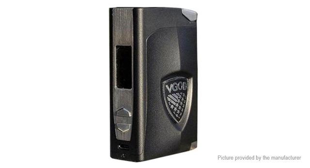 9621664 1 thumb 1 - 【海外】「VGOD Elite 200 200W TC Box Mod (Limited Edition)」「Authentic YOSTA Livepor 60 SE 60W」