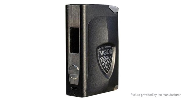 9621664 1 thumb - 【海外】「VGOD Elite 200 200W TC Box Mod (Limited Edition)」「Authentic YOSTA Livepor 60 SE 60W」