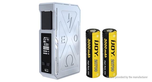 9622171 5 thumb - 【海外】「IJOY EXO PD270」「Laisimo F4 360W Box Mod」「Kamry Kecig 3.0B」「GEMZ FOGCITY RTA」