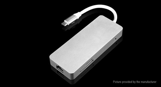 9626050 1 thumb - 「Hellvape DEAD RABBIT SQ RDA」「UD Apro 24 サブオームタンク2ml」「Pioneer4You IPV Xyanide 200W」「USB-Cマルチポートハブ」「UT-11多機能Blutooth V4.0スピーカー&バッテリー充電器」