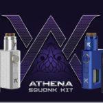 Athena Squonk Kit four colors available thumb 150x150 - 【レビュー】VZONE SIMPLY SQUONK KIT(ブイゾーン・シンプリー・スコンクキット)~いらないものは削ぎ落とす…斬り捨て御免系MOD(乂'ω'*)・3種類バッテリー対応のプラスチックスコンカー~ 【スコンカーキット】