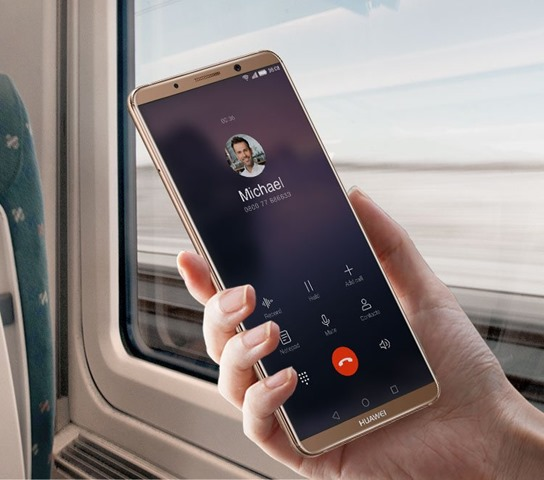 ConnectivityBg phone thumb - 【レビュー】2017年最強Androidスマホ!?HUAWEI Mate 10 Pro(ファーウェイメイトテンプロ) SIMフリースマートフォンを買ってみた。ライカレンズ搭載デュアルカメラで画質綺麗。ポケットPCモードが未来を感じさせるType-C搭載。キャリアからMVNOへのMNP転出にもおすすめ【iPhone Xクラス】