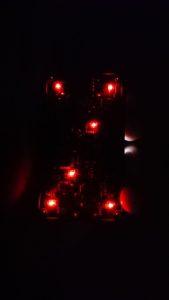 DSC 0744 169x300 - 【レビュー】いかつい名前なのに実は可愛い「Sigelei KAOS Z(シグレイ・カオスZ)」さん!可愛く光って存在感ばっちりのVAPEMOD。