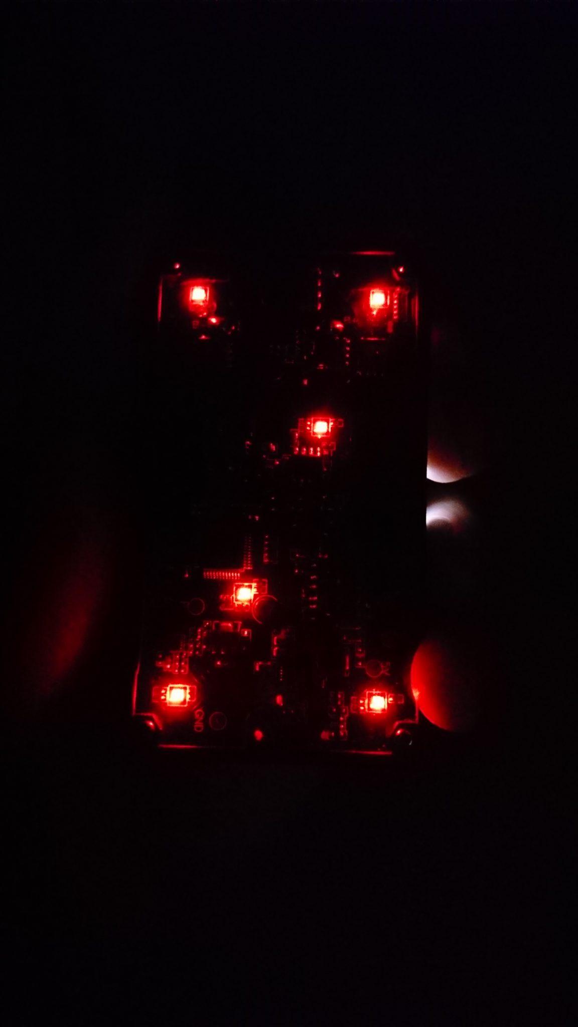 DSC 0744 - 【レビュー】いかつい名前なのに実は可愛い「Sigelei KAOS Z(シグレイ・カオスZ)」さん!可愛く光って存在感ばっちりのVAPEMOD。