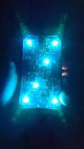 DSC 0745 169x300 - 【レビュー】いかつい名前なのに実は可愛い「Sigelei KAOS Z(シグレイ・カオスZ)」さん!可愛く光って存在感ばっちりのVAPEMOD。