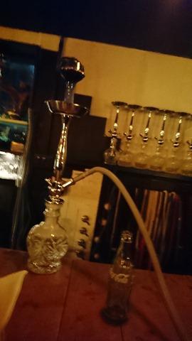 DSC 7932 thumb - 【レビュー】シーシャBAR-煙-でトライフェクタタバコ「ルビー」を吸ってみる。ジンギスカンで腹満たした後のシーシャ最高!!【訪問日記/シーシャ】