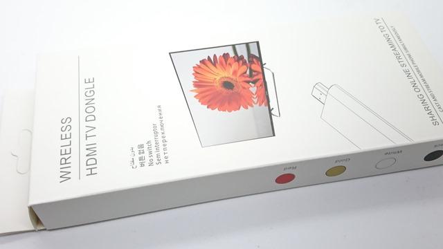 DSC 8048 thumb - 【レビュー】WIRELESS HDMI TV DONGLEレビュー。スマートフォンやPCの画面をテレビ、プロジェクターに映す!Wi-Di/AirPlay/Miracast/DLNA対応のスグレモノ!