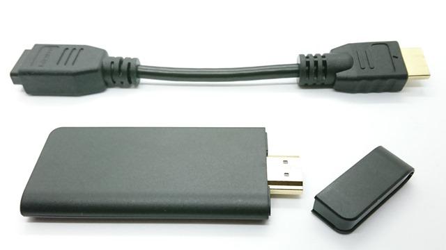 DSC 8053 thumb - 【レビュー】WIRELESS HDMI TV DONGLEレビュー。スマートフォンやPCの画面をテレビ、プロジェクターに映す!Wi-Di/AirPlay/Miracast/DLNA対応のスグレモノ!