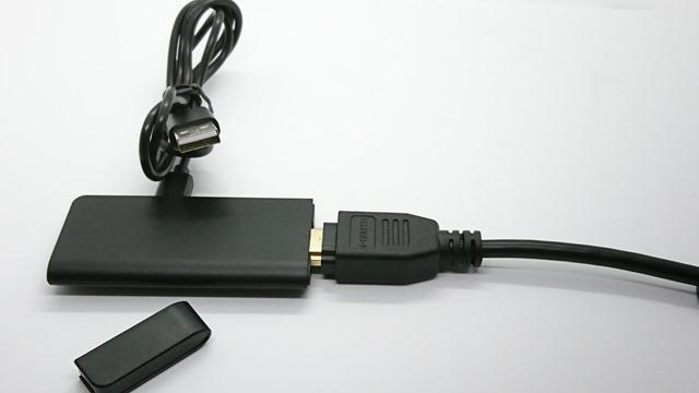 DSC 8054 thumb - 【レビュー】WIRELESS HDMI TV DONGLEレビュー。スマートフォンやPCの画面をテレビ、プロジェクターに映す!Wi-Di/AirPlay/Miracast/DLNA対応のスグレモノ!