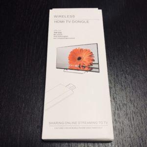 IMG 0068 300x300 - 【レビュー】気軽にスマホの映像をTVに映せる!「Wireless HDMI TV DONGLE」(ワイヤレスエイチディーエムアイティービードングル)【One Case/ワンケース/雑貨/情報家電/iPhone/Android】