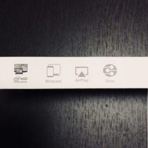 IMG 0070 300x300 - 【レビュー】気軽にスマホの映像をTVに映せる!「Wireless HDMI TV DONGLE」(ワイヤレスエイチディーエムアイティービードングル)【One Case/ワンケース/雑貨/情報家電/iPhone/Android】