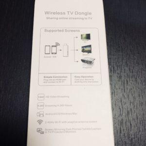 IMG 0072 300x300 - 【レビュー】気軽にスマホの映像をTVに映せる!「Wireless HDMI TV DONGLE」(ワイヤレスエイチディーエムアイティービードングル)【One Case/ワンケース/雑貨/情報家電/iPhone/Android】