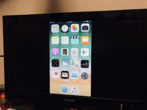 IMG 0093 300x225 - 【レビュー】気軽にスマホの映像をTVに映せる!「Wireless HDMI TV DONGLE」(ワイヤレスエイチディーエムアイティービードングル)【One Case/ワンケース/雑貨/情報家電/iPhone/Android】