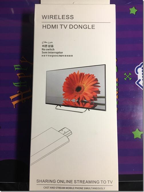 IMG 26661 thumb - 【レビュー】「WIRELESS HDMI TV DONGLE」を使ってみた。スマートフォンやPCの画面をワイヤレスで外部出力するモバイルが120%便利になるデバイス!【初心者向け/ガジェット/One Case】