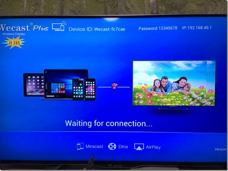 IMG 26711 thumb - 【レビュー】「WIRELESS HDMI TV DONGLE」を使ってみた。スマートフォンやPCの画面をワイヤレスで外部出力するモバイルが120%便利になるデバイス!【初心者向け/ガジェット/One Case】
