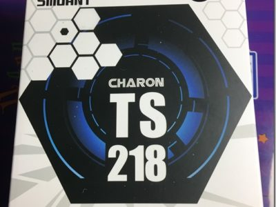 IMG 26801 thumb 400x300 - 【レビュー】「SMOANT CHARON TS218(スモアントシャロン)」レビュー。お手軽タッチパネルMODで便利にVAPE!!【電子タバコ/MOD】