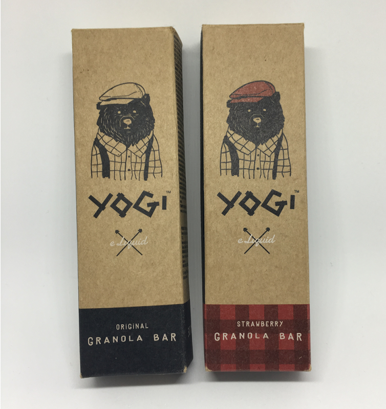 IMG 4932 thumb - 【リキッド】Original Yogi(オリジナル ヨギ)&Strawberry Yogi(ストロベリー ヨギ)レビュー!【VAPE/電子タバコ】