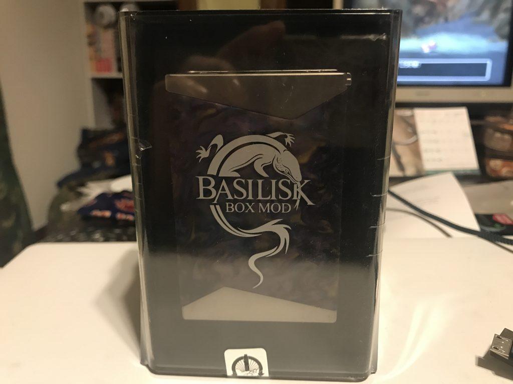 IMG 6235 1024x768 - 【レジンMOD】Stentorian Basilisk 200W Box Modレビュー!イカしたMODがイカしたケースに入ってやってきた!コレは所有欲が満たされる一本だ!【トカゲ?】