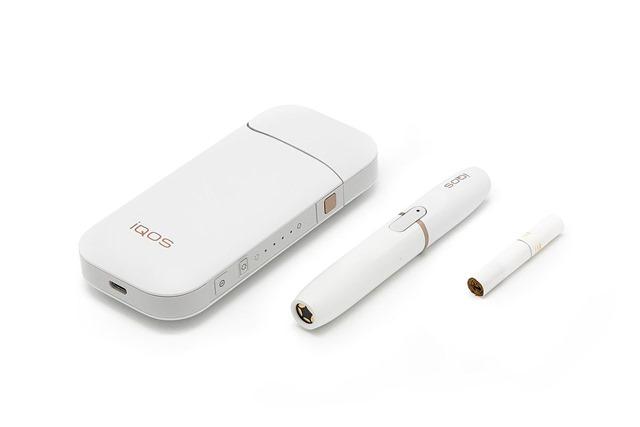 IQOS 02 thumb 1 - 【NEWS】加熱式たばこ(IQOS,glo,ヴェポライザー)原則禁煙と厚労省が発表。喫煙者への風当たりきつし