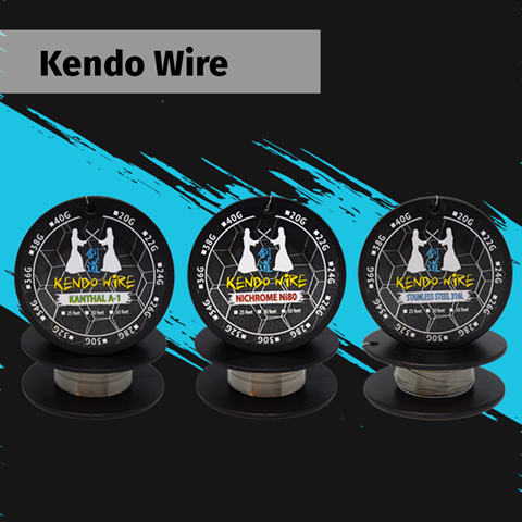Kendo Home Kendo Vaping Wicks Kendo Vape Wire Coil Wire Vape Kanthal Wire Vape Nichrome Wire Vape Kendo Wicks Wire Coil Wire Vape Best Vape Cotton Organic cotton 3 thumb - 【小ネタ】Kendo Vape Cotton Gold(ケンドーベイプコットンゴールド)が20%増量していてちょっとお得に?!ケンドーコットン新パッケージ