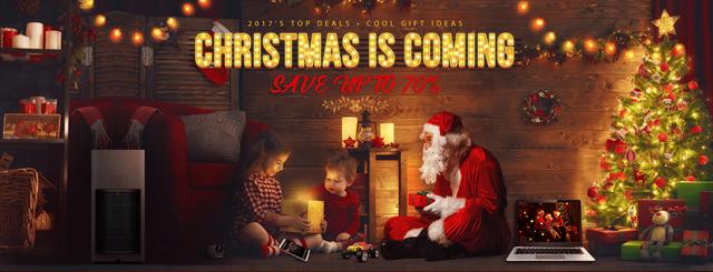 Xmas - 【セール】きよしこの夜。VAPE&ガジェットクリスマスセール情報2017まとめ!!サンタさん靴下の中にいれとくれ!【VAPE/電子タバコ/リキッド/ガジェット】