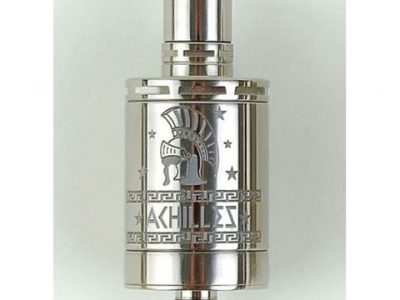 atomizer achilles full titanium thumb5B65D 400x300 - 【RDA】「ACHILLES II RDA by TITANIUM MODS」(アキレス2RDA)レビュー。シルキーな濃厚フレーバー!シングルコイルビルドの最強クラスフルチタン製ドリッパーfromウクライナ!【オーセン/電子タバコ/VAPE】