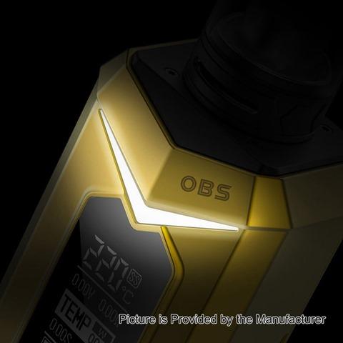 authentic obs bat 218w tc vw variable wattage box mod black 7218w 2 x 18650 2 thumb - FastTech、クリスマスセールで全商品10%引き。「OBS Bat 218W」「GeekVape Aegis用シリコンケース」「レジン+アルミドリチ」「ZTE Nubia Z17 5.5インチLTEスマートフォン」