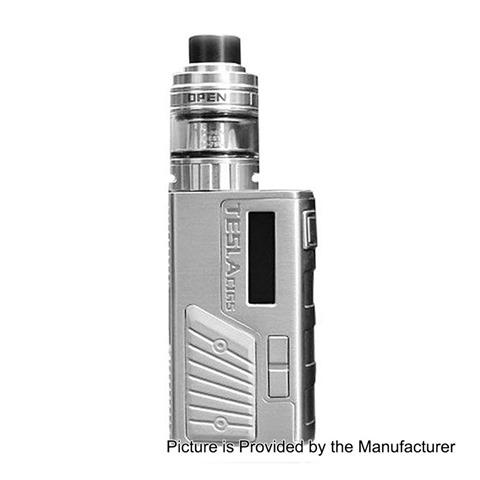 authentic-tesla-colt-mini-80w-2000mah-tc-vw-box-mod-h8-mini-tank-kit-silver-zinc-alloy-stainless-steel-780w-2ml