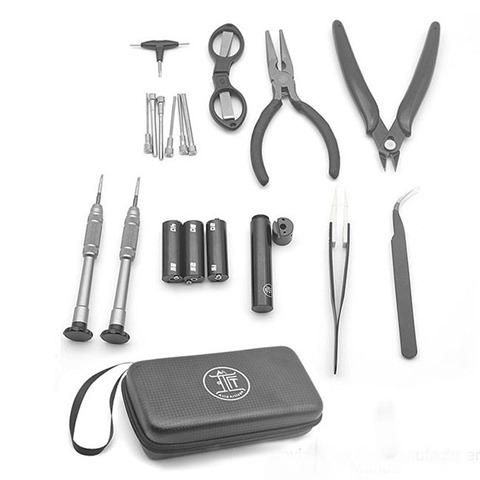 avidartisan diy tool kit 2 thumb - 「Lost Vape Modefined Prism 250W TC Box Mod」「Avidartisan DIYツールキット」「Avidartisan 1600mAh Gamblers 60W TCキット」