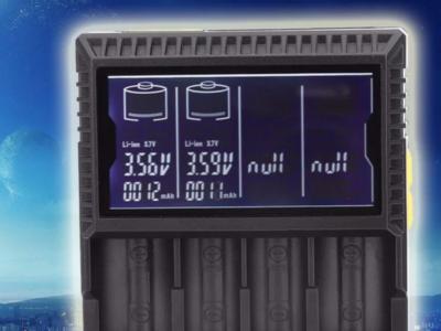 c6a573eb1f2abd567367949993c9f124 400x300 - 【レビュー】18650、4本高速充電!「GOLISI L4 Intelligent Digi Charger」は低価格で液晶がカッコイイ!【バッテリーチャージャー】
