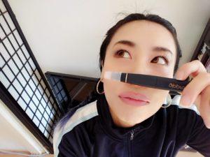 emii15 300x225 - 【レビュー】VAPE女子エィミイ、簡単・パワフル・スレンダー「gippro」で擬似喫煙体験!してみちゃいました。【電子タバコ/VAPE】