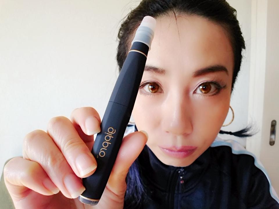 emii9 - 【レビュー】VAPE女子エィミイ、簡単・パワフル・スレンダー「gippro」で擬似喫煙体験!してみちゃいました。【電子タバコ/VAPE】
