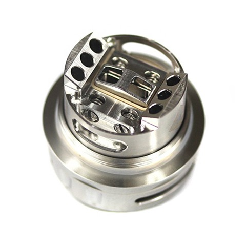 geekvape ammit dual build deck 2 thumb - 【海外】「IJOY EXO PD270」「Laisimo F4 360W Box Mod」「Kamry Kecig 3.0B」「GEMZ FOGCITY RTA」