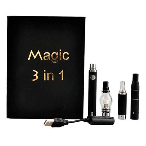 magic 3 in 1 900mah wax vaporizer evod pen kit 1 thumb - 「Vapa Lite 50Wキット」「AIMIDI Curve V8 240W 20700 TC Box MOD」「Geekvape AthenaスコンカーMOD用交換プレート」クリスマス新着。