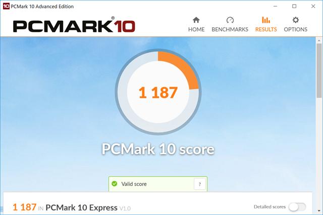 pcmark thumb - 【レビュー】GPD Pocket(ジーピーディーポケット)超モバイルPCは思った通り軽かった!コンパクトサイズに必要最大限が詰まった夢のウルトラモバイルパソコン【ガジェット/タブレット/ノートPC】