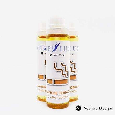 51BGuYuvDL. SL1000 thumb - 【レビュー】国産人気リキッド「REVIUS(レビウス)」5種レビュー。【World Vape Shop Japan/Vethos Design】