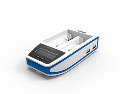 891f5693 fe40 4dcd b021 2470d67f1fea thumb 400x300 - 【レビュー】XTAR OVER 4 SLIM(エクスターオーバーフォースリム)バッテリーチャージャーのレビュー。最大4.1Aで30分の超急速充電、スリムなコンパクト充電器!!【18650/21700/18700/20700/22650/26650対応】