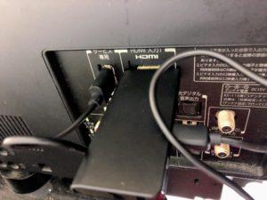 IMG 0217 300x225 - 【レビュー】気軽にスマホの映像をTVに映せる!「Wireless HDMI TV DONGLE」(ワイヤレスエイチディーエムアイティービードングル)【One Case/ワンケース/雑貨/情報家電/iPhone/Android】