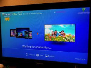 IMG 02181 300x225 - 【レビュー】気軽にスマホの映像をTVに映せる!「Wireless HDMI TV DONGLE」(ワイヤレスエイチディーエムアイティービードングル)【One Case/ワンケース/雑貨/情報家電/iPhone/Android】