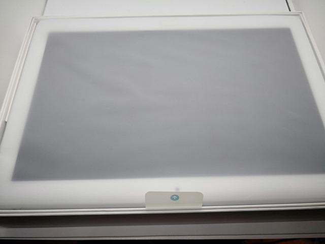 IMG 20180111 111208 thumb - 【レビュー】防水&フルセグ!最強すぎるAndroidタブレット「Huawei MediaPad M3 Lite 10 WP」がやっぱりすごいタブレットだった件まとめ【ファーウェイタブレット/お風呂でテレビを見る】
