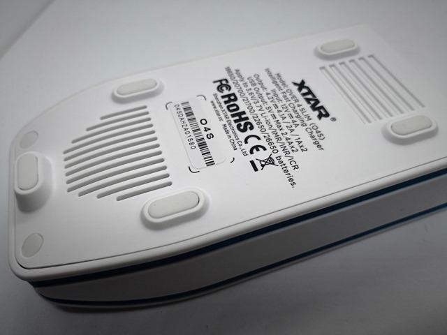 IMG 20180123 102351 thumb - 【レビュー】XTAR OVER 4 SLIM(エクスターオーバーフォースリム)バッテリーチャージャーのレビュー。最大4.1Aで30分の超急速充電、スリムなコンパクト充電器!!【18650/21700/18700/20700/22650/26650対応】